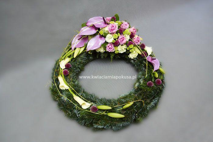 Kwiaciarnia POKUSA - Kielce - wi�zanki �lubne, wi�zanki okoliczno�ciowe, ro�liny doniczkowe, dodatki florystyczne, upominki - dor�czanie kwiat�w