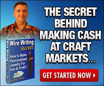 HOBBIES & CRAFTS & FLEEMARKET: MAKING SIMPLE WIRE NAME JEWELRY