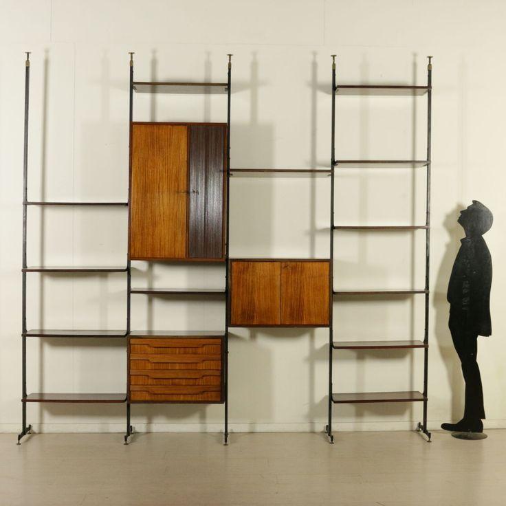 Il Mobile Libreria Liber 0 Di Ronda Design : Oltre fantastiche idee su libreria in metallo pinterest