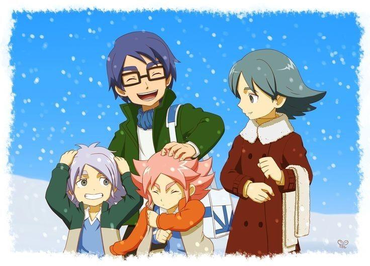 عائلة اوتسويا و فوبوكي اكتملت العائله Anime Family Animated Cartoons Boy Art