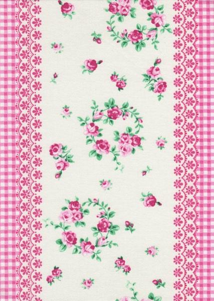 Flower Sugar fabric by Lecien