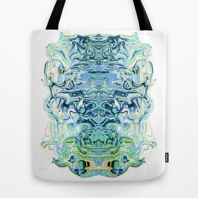 Buy Abstract: Light by Sonia Marazia as a high quality Tote Bag. Worldwide shipping available at Society6.com. Just one of millions of products available.