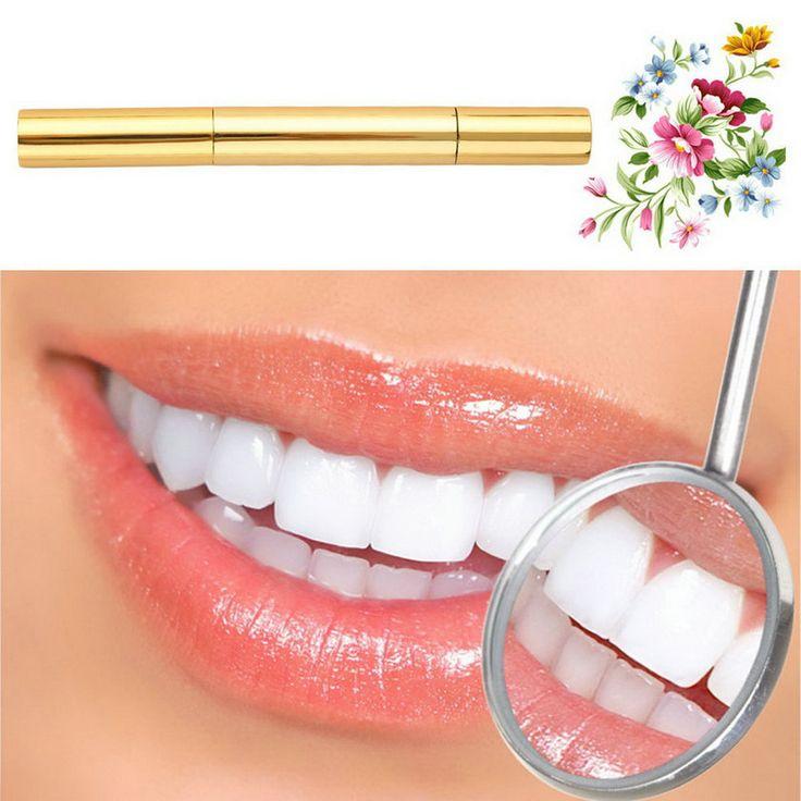 Hohe Qualität Dental Zahnweiß-stift Zahngel Whitener Bleach Stain Remover Zahn Gel Instant Aufheller 2016 Heißer