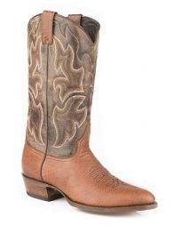 Roper® Mænds Red Rock vestlige Boots