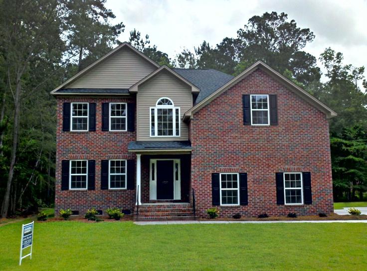 Charleston model home