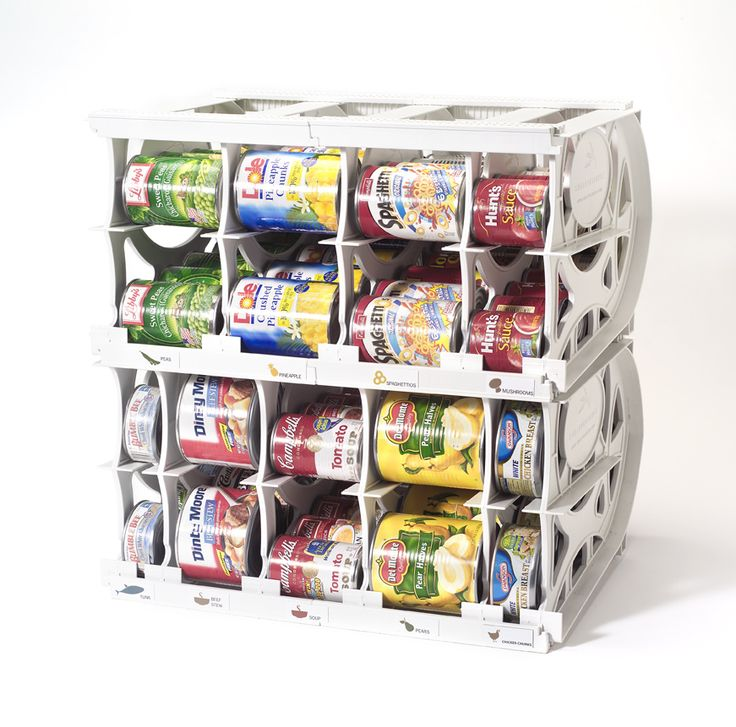 Canned Food Storage Pantry And Design On Pinterest: 20 Best Step 1: Food Storage Shelves Images On Pinterest