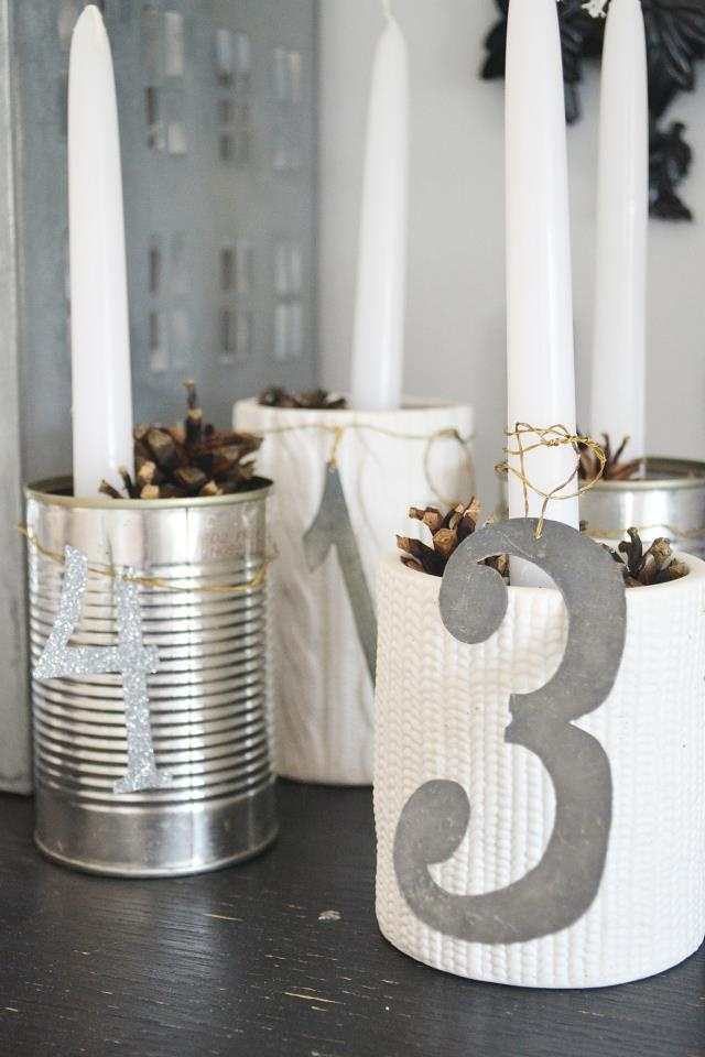 Recycle, Recycle and Recycle and Create beautiful Holiday Gifts for Friends and Family.