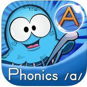 Spellyfish - Fun Phonics iPad Apps