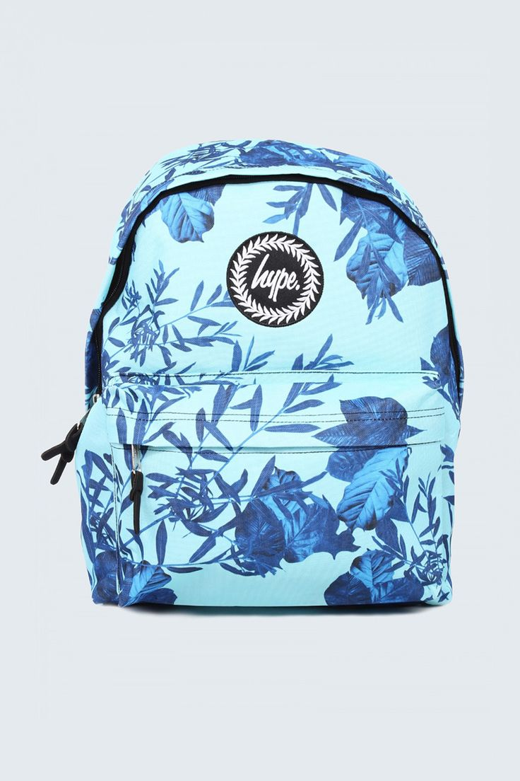 HYPE - JUNGLE BLUE #hype #backpacks #ozonboutique