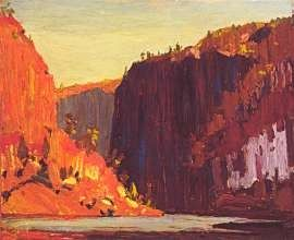 Tom Thomson-petawawa-gorge