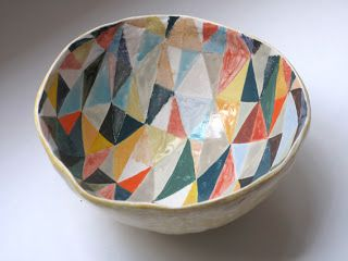 laura carlin ceramic bowl