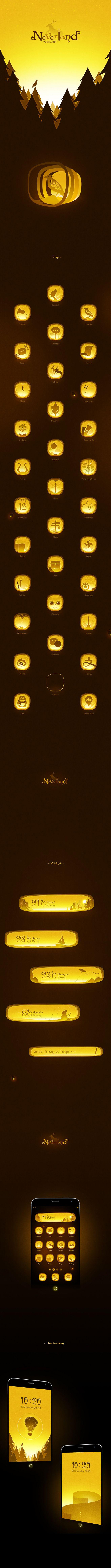 原创作品:Neverland-梦幻岛