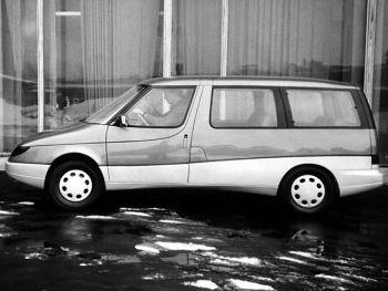 """АЗЛК 2139 """"Арбат"""" Опытный '1991"""