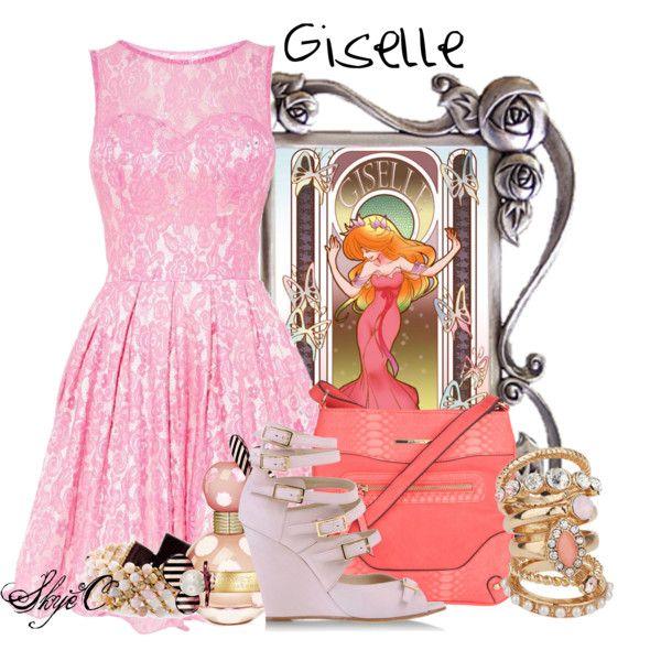 48 best Giselle and Evangeline images on Pinterest ...