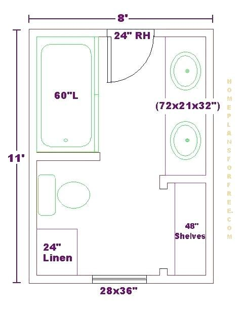 bathroom floor plans  give  ideas