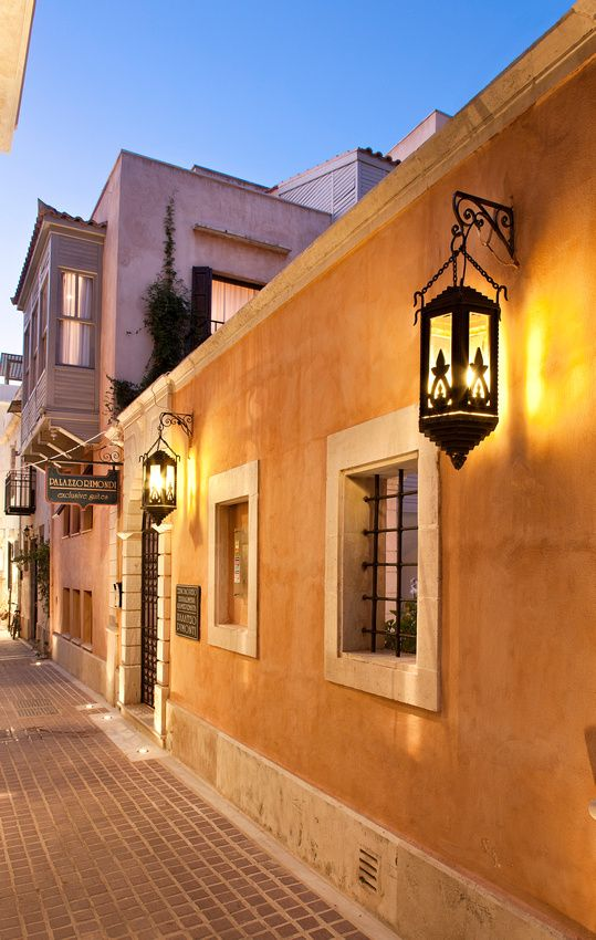 Rethymno, Crete, Greece  *Tripket- Perfect App for fellow travelers- http://lnc.hr/s3P8Y