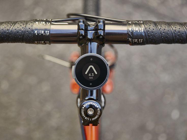 自由を愛する自転車乗りのための、ナビ・ガジェット「BeeLine」 « WIRED.jp