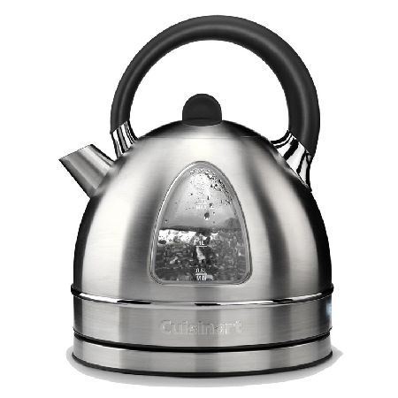 Cuisinart CTK17 Traditional Kettle in Brushed The expertly made and premium Cuisinart CTK17 Traditional Dome Kettle in Brushed Stainless Steel is beautiful to look at and has everything you would expect from a Cusiniart appliance, sleek good look http://www.MightGet.com/february-2017-2/cuisinart-ctk17-traditional-kettle-in-brushed.asp