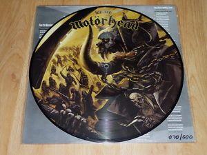 MOTORHEAD - We Are Motorhead - PICTURE DISC LP Ltd Edition 070/500