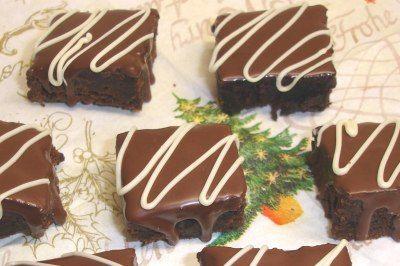 Schokoladenbrownies - Rezept