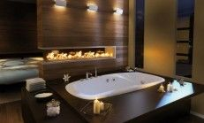 Extraordinary Bathroom Decorating Models from Europe
