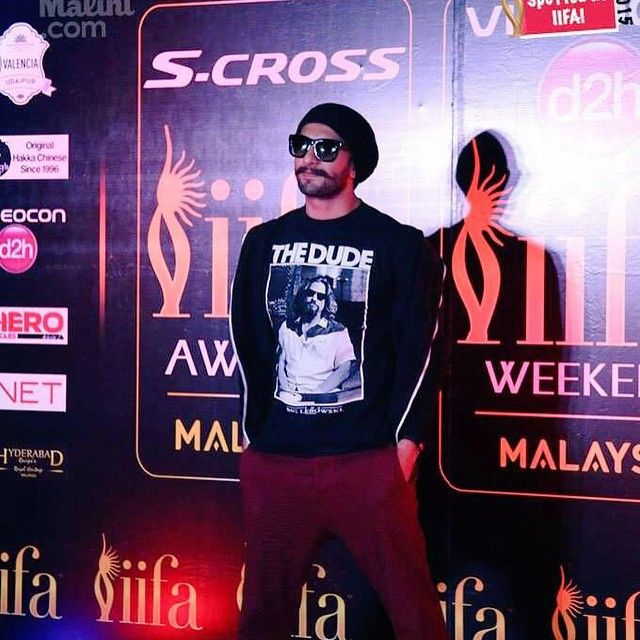 #ranveer #ranveersingh #malaysia #iifa2015 #rehearsals #host #fabulous #stylish #bollywood #best #actor #kabir #mehra #ddd #success #india #boxoffice
