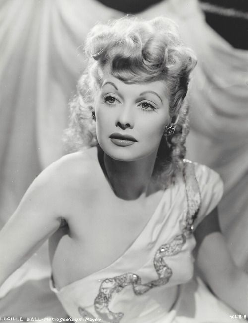 Lucile ball tits nude