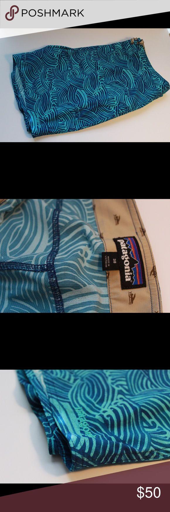 Patagonia board shorts sz 38 New Patagonia board shorts size 38 without tags. New board prints. Patagonia Swim Board Shorts