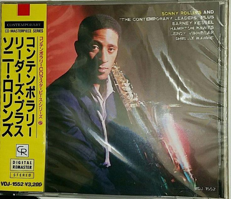 Rollins Sonny - The Contemporary Leaders Plus - CD  Nuovo Sigillato