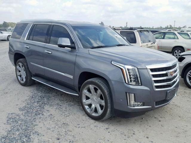 2018 Cadillac Escalade Luxury | Salvage SUV Auction