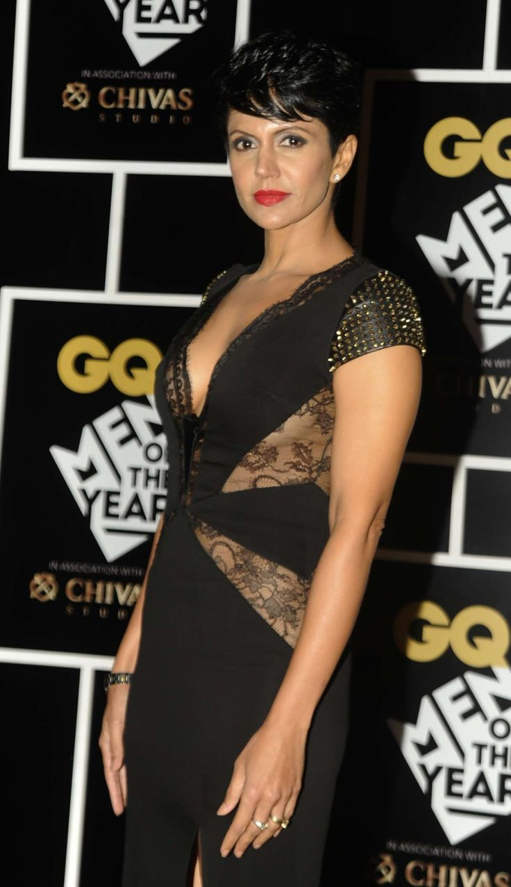 Mandira Bedi – GQ India's Men of the Year Awards 2016 in Mumbai