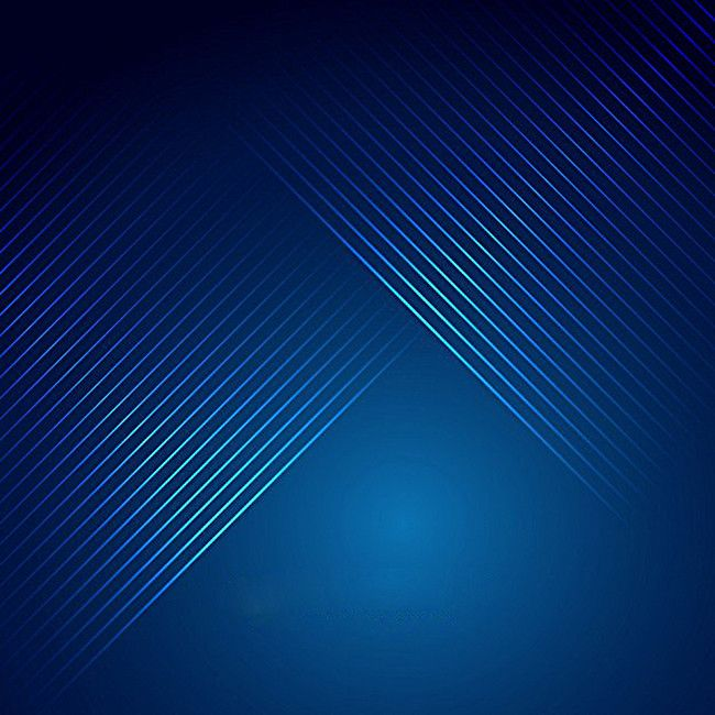Dark Blue Gradient Silver Lines Arranged In Science And Technology