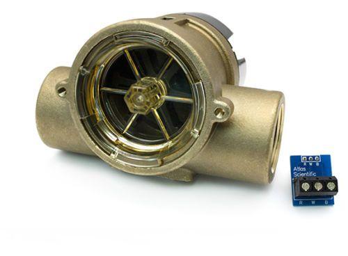 "Atlas Scientific 3/4"" Flow Meter http://www.ebay.com/itm/Atlas-Scientific-3-4-034-Flow-Meter-/200794186800?ssPageName=STRK:MESE:IT"