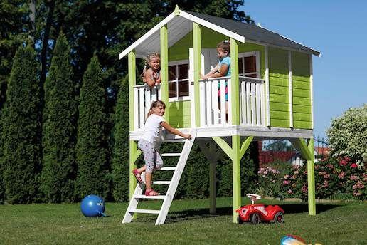 die besten 17 ideen zu stelzenhaus auf pinterest kinder spielhaus garten kinderspielhaus und. Black Bedroom Furniture Sets. Home Design Ideas