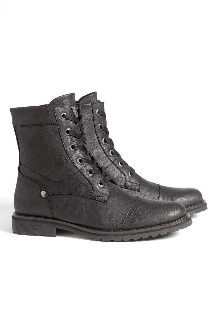 Combat boots #RackUpTheJoy