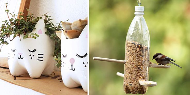 23 Creative Ways To Reuse Old Plastic Bottles | Bored Panda