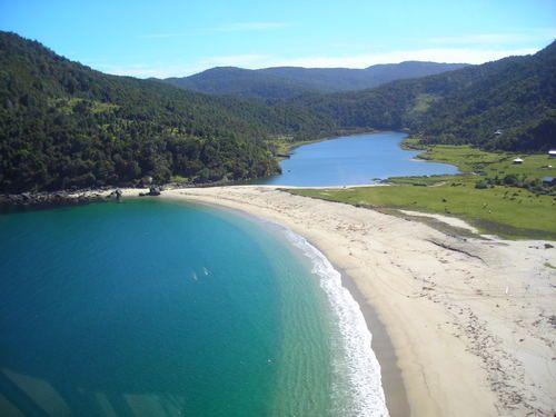 Bahía Condor. Uno de los lugares más bellos del planeta