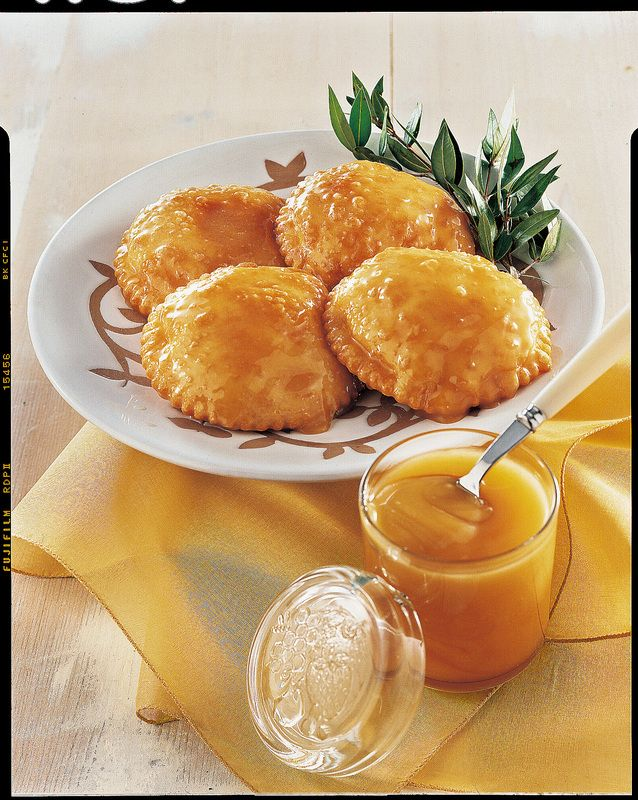 Seadas | Traditional Fried Pastry with Cheese and Honey, Sardegna