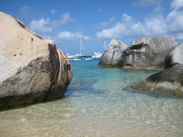 Virgin Gorda Baths British Virgin Islands (Click to Read Tour of the Baths)