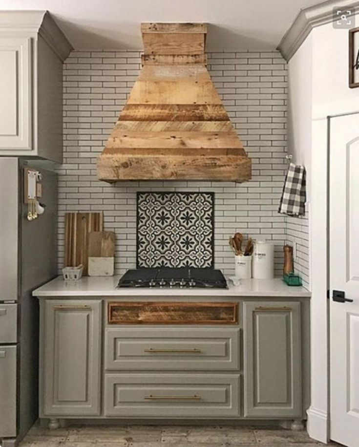 20 Best Images About Modular Kitchen Meerut On Pinterest: 84 Best Vent Hood Decorating Images On Pinterest