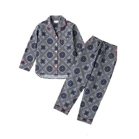 レディースパジャマ - 上質な睡眠の秘訣は、糸の細い「生地」と「サイジング」   WOMEN LONG PAJAMA / BANDANA   MONOCO