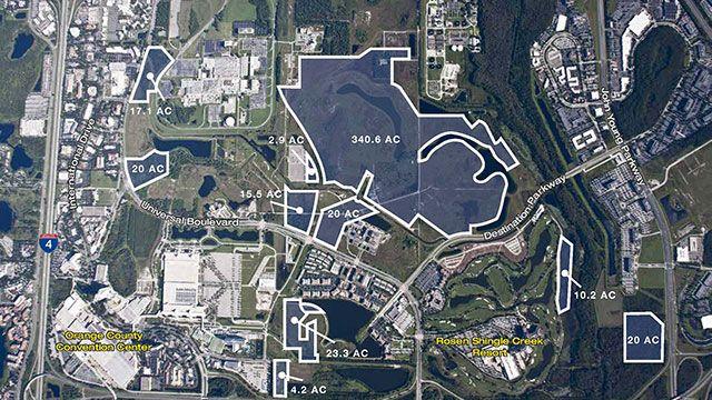 Orlando's Tourism Land Grab Ending