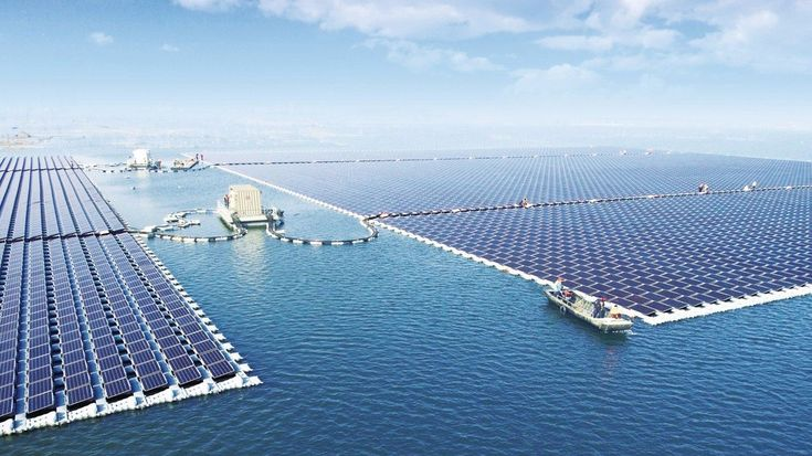 cool China simply constructed the world's greatest floating photo voltaic undertaking