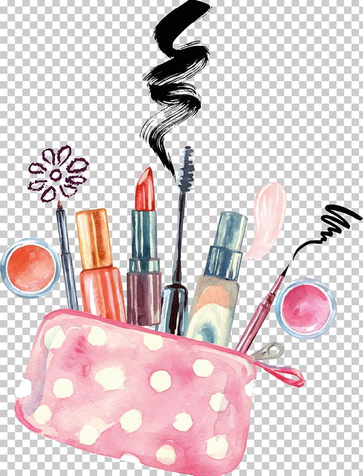 Lipstick Cosmetics Watercolor Painting Eye Shadow Png Beauty Brush Concealer Cosmetics Drawing In 2020 Makeup Drawing Makeup Illustration Makeup Wallpapers
