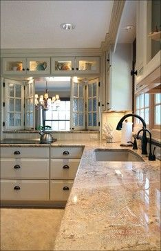 Traditional Home Kitchens With Pass Thru Design, Pictures, Remodel, Decor and Ideas - page 101