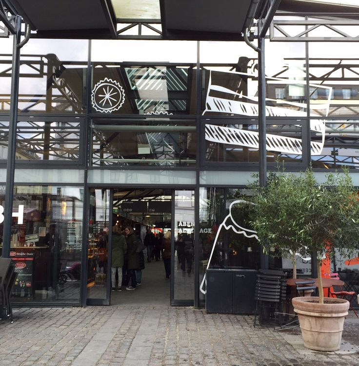 Copenhague : manger au marché : Torvehallerne Market: Fredericksborggade 21