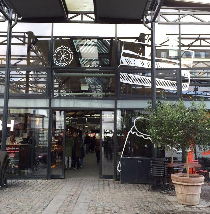 marché - Copenhague : manger au marché : Torvehallerne Market: Fredericksborggade 21
