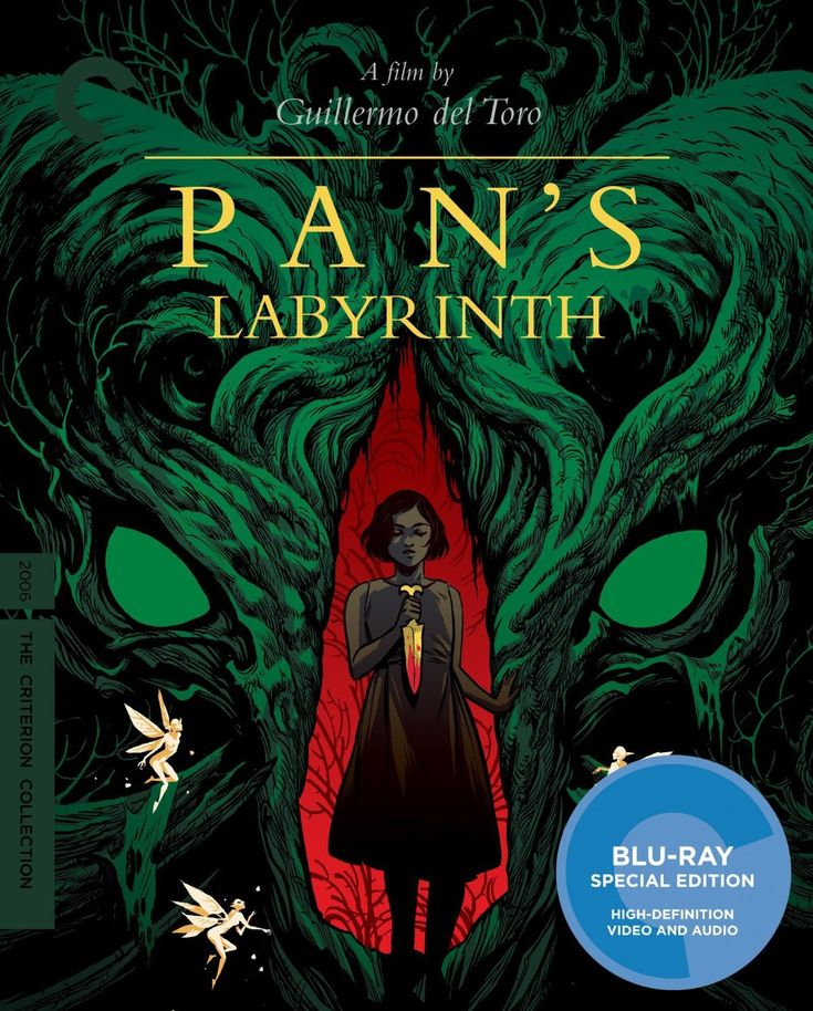 Pans Labyrinth (2006) The Criterion Collection Blu-ray