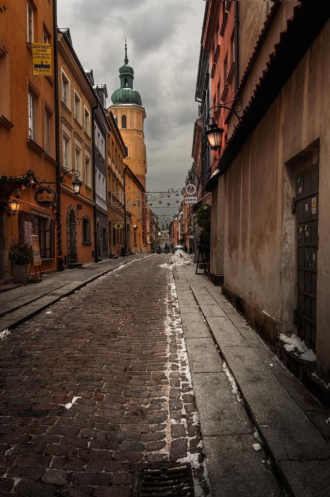 Warszawa - The Old City