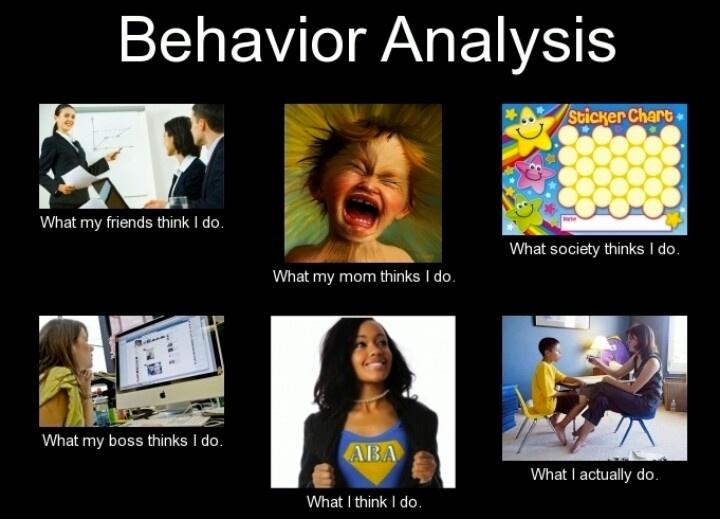 Behavior analysts | Work stuff | Behavior analyst, Applied behavior